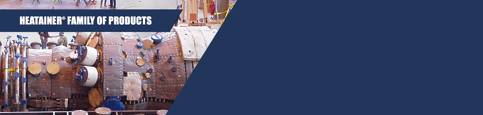 The Leading Fabricator and Installer of Turbine Insulation Systems